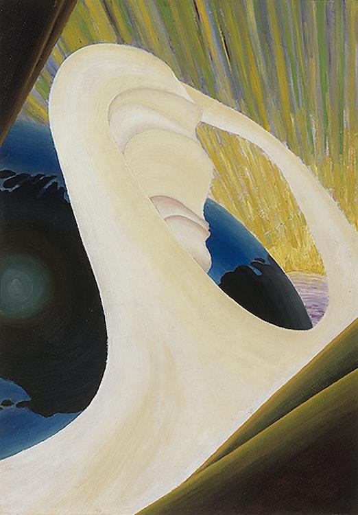 Artwork by Bertram Richard Brooker,  Creation