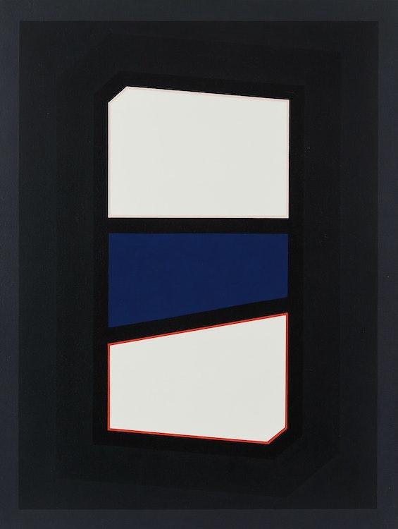 Artwork by Roger-François Thépot,  Par trois