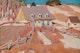 Thumbnail of Artwork by Clarence Alphonse Gagnon,  Ferme au dégel (Charlevoix)