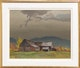 Thumbnail of Artwork by Alfred Joseph Casson,  Barns at Grenville, Quebec