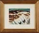 Thumbnail of Artwork by Jack Hamilton Bush,  Shadows on Snow, Hoggs Hollow