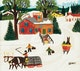 Thumbnail of Artwork by Maud Lewis,  School House in Winter