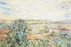 Thumbnail of Artwork by Dorothy Elsie Knowles,  The River with Hills