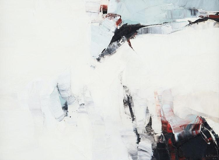 Artwork by Jean LeFébure,  Abstraction