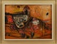 Thumbnail of Artwork by Jack Leonard Shadbolt,  Fallen Branch