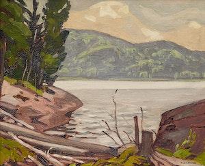 Alfred Joseph Casson的作品,海岸线景观