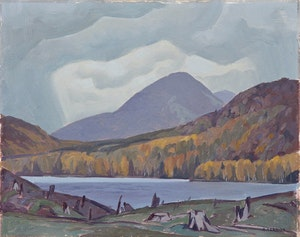 Artwork by Alfred Joseph Casson, Madawaska Country