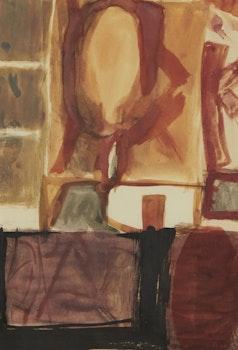 Artwork by Dennis Eugene Norman Burton, Interior