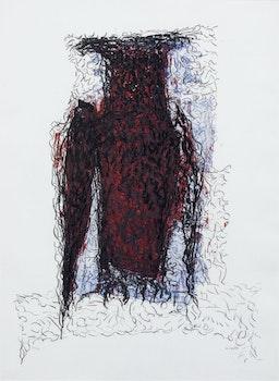 Artwork by Jean Paul Riopelle, Owl