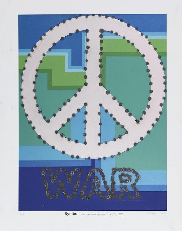 Artwork by Viktor Mitic,  Symbol
