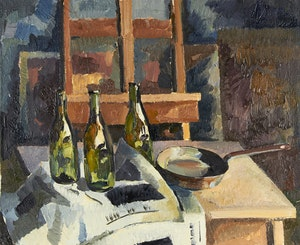 Artwork by John Anderson, Still Life