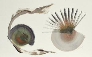 Artwork by Joseph Drapell, Abstract