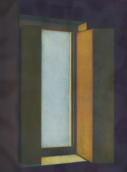Artwork by Medrie MacPhee, Sophica's Window