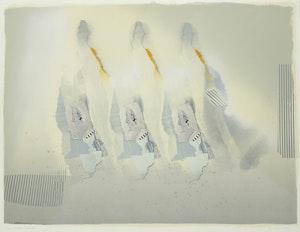 Artwork by Carl Heywood, Triple Entendre