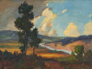 Art Auction Sales for Roland Gissing at Cowley Abbott
