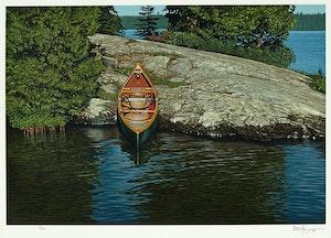 Artwork by Kenneth Danby, True North