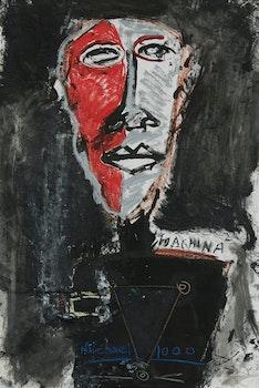 Artwork by John Scott, Machina