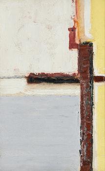 Artwork by Henriette Fauteux-Massé, Sans titre (circa 1960)
