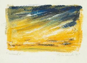 Artwork by Rita Letendre, Wind