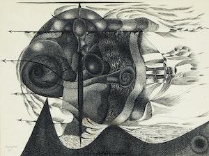 Artwork by Waltraud Markgraf, Imperium