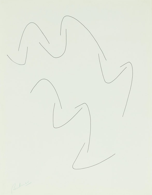 Artwork by Christian Marcel Barbeau,  Untitled