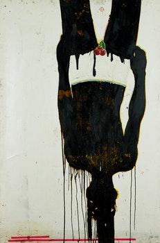 Artwork by Attila Richard Lukacs, Untitled