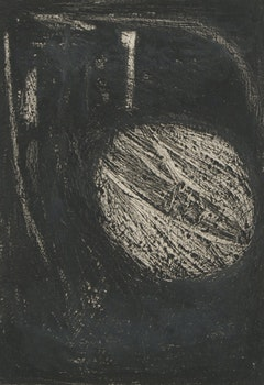 Artwork by Albert  Dumouchel, L'echo No. 1