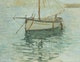 Thumbnail of Artwork by Helen Galloway McNicoll,  Moored Boat