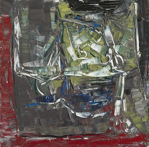 Artwork by Jean Paul Riopelle, Petite Californie, 1962