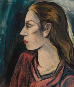 Artwork by Stanley Morel Cosgrove, Portrait