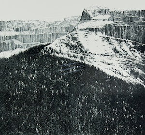 Artwork by Ronald William Bolt, Rocky Mountain Suite #2