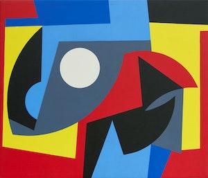 Artwork by Jean-Paul Jérôme, Les couleurs du jour