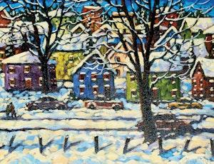 Artwork by Rod Charlesworth, Shades of Winter