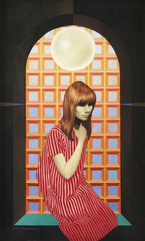 Artwork by Grant Kenneth MacDonald, The Window