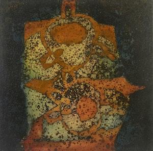 Artwork by Gérard Tremblay, Les Poils D'Eau