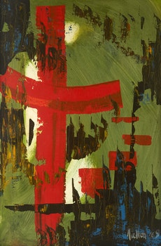 Artwork by Guy Michon, Abstract