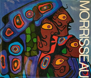 Artwork by Norval Morrisseau, The Art of Norval Morrisseau