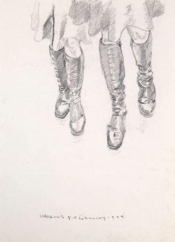 Artwork by Robert Francis Michael McInnis, Selection of 7 Artworks