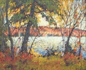 Artwork by Alice Amelia Innes, Autumn Splendor