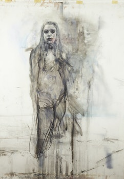 Artwork by Angela Grossmann, Girl