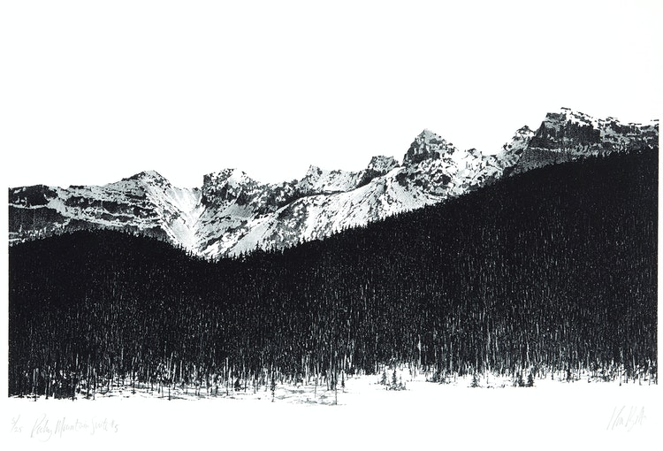 Ron Bolt, Rocky Mountain Suite #5