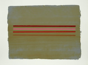 Artwork by William Perehudoff, La Plonge #8