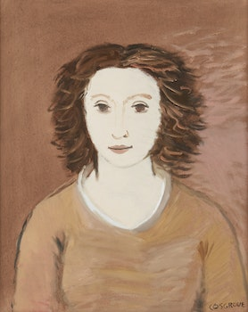 Artwork by Stanley Morel Cosgrove, Untitled (Portrait)