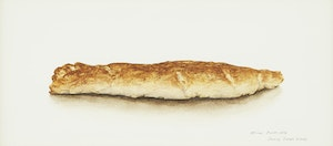 Artwork by Michael French, Dawn's French Bread