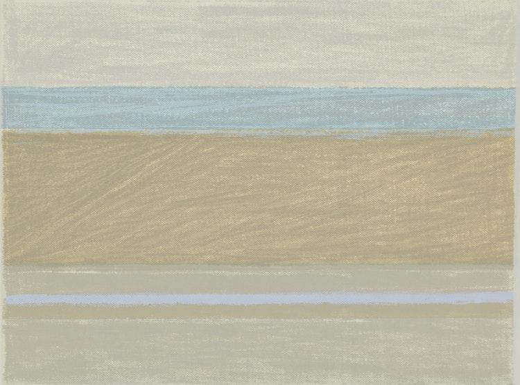 Artwork by Gordon Appelbe Smith,  November Sea