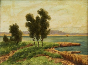 Artwork by George Thomson, Landscape