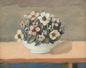 Artwork by Stanley Morel Cosgrove, Bouquet