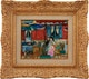 Thumbnail of Artwork by Francois Gall,  Place de Tertre, Paris