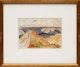 Thumbnail of Artwork by Henry George Glyde,  Badlands Landscape