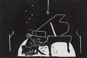 Artwork by Ann MacIntosh Duff, Jazz
